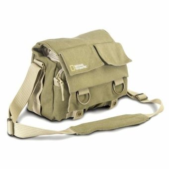 Harga National Geographic Tas Kamera DLSR-Mirrorless NG-2345 - Green - OEM