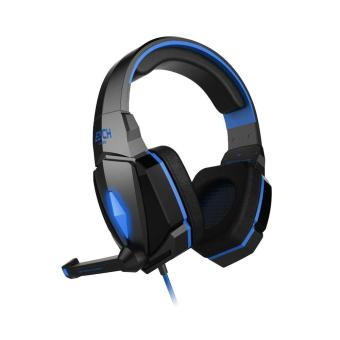 leegoal Leegoal Professional PC Gaming Stereo Headset Noise Cancelling Headphones With Microphone (Blue) - 2