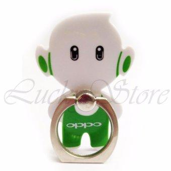Lucky iRing Mobile Stent Karakter Oppo - 1Pcs