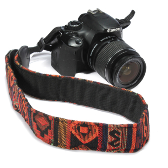 Harga Vintage DSLR SLR Camera Neck Shoulder Strap Belt for Canon Nikon Pentax Sony 202