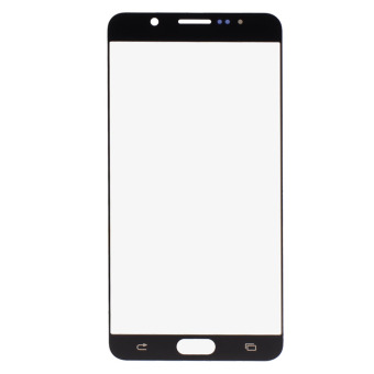 Outer Front Screen Glass Lens For Samsung Galaxy Note 5 N920 N920A N920T(Blue)