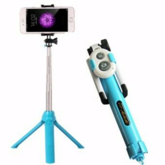 Harga Tongsis 3 in 1DS Bluetooth, Tripod, Selfie Stick DS