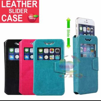 ... Ume Hisense F30 Pureshot Flipshell Flip Cover Hisense F30 Sarung Source Leather Windows View Case