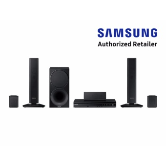 Harga Samsung Home Theater System HT-F453HRK - 5.1 Channel Hitam