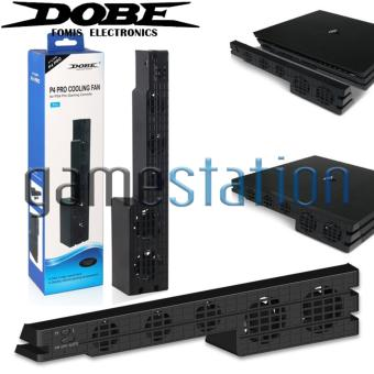 Harga DOBE PS4 Pro / Fat Intelligent Cooling Fan
