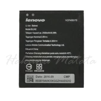Lenovo Baterai Battery BL242 For Lenovo A6000