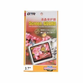 Harga Third Party Screen Guard GTR 2.7 Inch for Camera