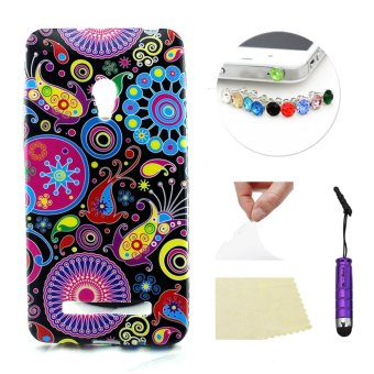 Gambar Moonmini Case for Asus Zenfone 5 Soft TPU Phone Back Case Cover Skin Protective Shell