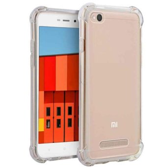 Harga Case AntiCrack / Anti Crack / Shock / Benturan Elegant Softcase for Xiaomi Xioami Xiomi Redmi 4A / 4 A - Clear