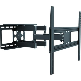 "Harga Bervin Adjustable Bracket LED TV 37""- 70"" - Hitam"