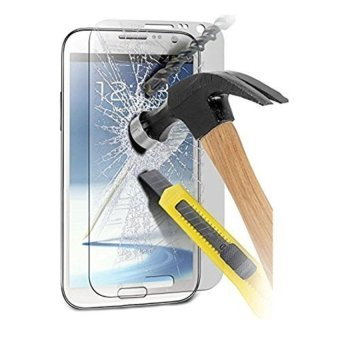 Harga Accessories Hp Tempered Glass Screen Protector HD Crystal for S4 i9500 - Clear