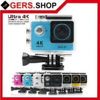 Harga [ Promo ] Sport Cam 4k Action Camera Wifi Ultra 16mp Full Hd 1080