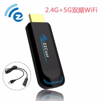 Harga EZCast M2 HDMI Dongle Wifi Display Receiver iOS/Android - BLACK