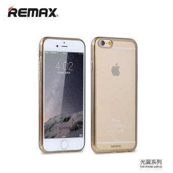 Harga Remax Light Wing Case Iphone 6 - Gold