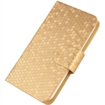 Harga Microsoft / Nokia Lumia 640 XL Case Glitz Cover Casing - Gold