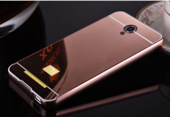 Backdoor Slide Rose Source Case Xiaomi Redmi Note 2 Aluminium Bumper Mirror
