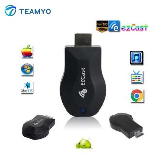 Harga CHEER M2 EzCast Wifi Display HDMI 1080P TV Dongle Receiver Fits Smartphone Laptop TV