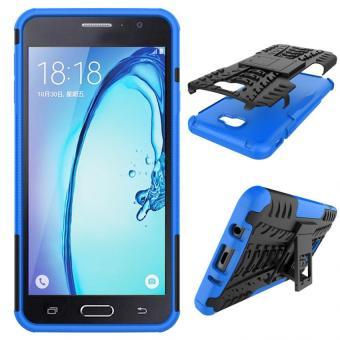 Hybrid Armor Phone Cover Case For Samsung Galaxy J3 Prosliver Intl Source · PC TPU Hybrid