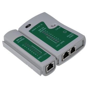 RJ45 RJ11 Kawat Telepon Kabel Penemu Pelacak Lan Jaringan TV Kabel Peralatan Penguji .