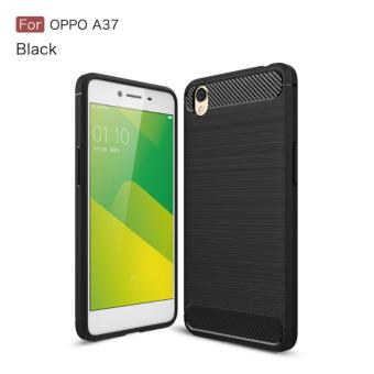 Harga iCase Carbon Shockproof Hybrid Case for OPPO A37 / Neo 9