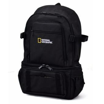 Harga Third Party Tas Ransel National Geographic NGS5 [Hitam]