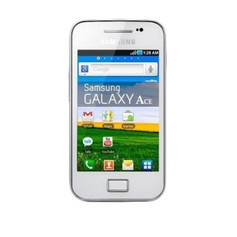 Harga Samsung Galaxy Ace Plus S7500 - 3GB - Putih