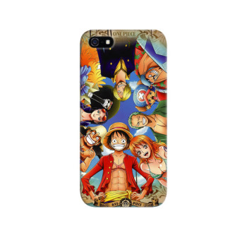 Harga Indocustomcase One Piece iPhone 5 - 5S Custom Hard Case