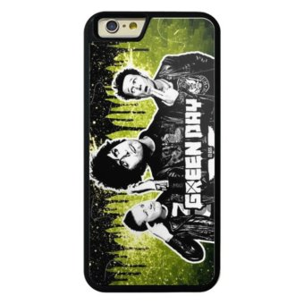 Phone case for iPhone 5/5s/SE Green Day33 Music cover for Apple iPhone