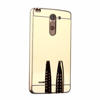 Case Metal For Vivo V5 Y67 Aluminium Bumper With Mirror Backdoor Source · Case Metal for