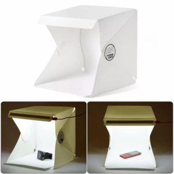 Harga Light Room Mini Photo Studio