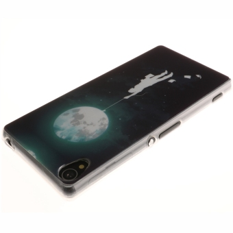 Ultra Slim Fit Soft TPU Phone Back Case Cover for Sony Xperia Z3 .