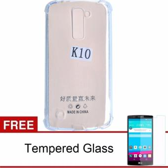 Tempered Glass Vikento For Lg K10 Anti Gores Clear Cek Harga Source · Case Anti Crack