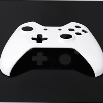 Harga OH Not Specified Black&White Wireless Controller Full Shell Case Housing for Xbox One New