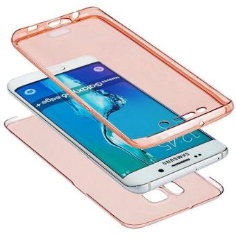 PETREL 360 Full Body Protect Soft Silicone Case Front Back Cover for Samsung .