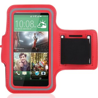 Armband Universal for All Smartphone Up 5.5 Inch - Red