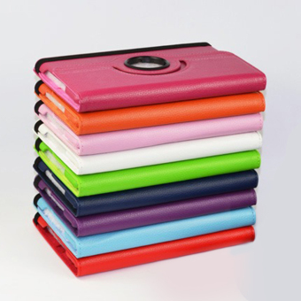 ... Mini1 bunga pemegang merayap soft cover shell pelindung. Source · niceEshop 360 berputar pintar Hard Case belakang kulit tidur bangun untuk Apple iPad .