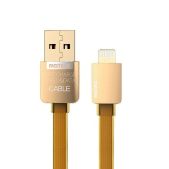 Harga Remax Kingkong Special Edition Lightning Cable - Gold