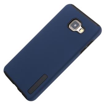 RUILEAN TPU standarnya Hard Case Untuk Samsung Galaxy A9 biru 3 .