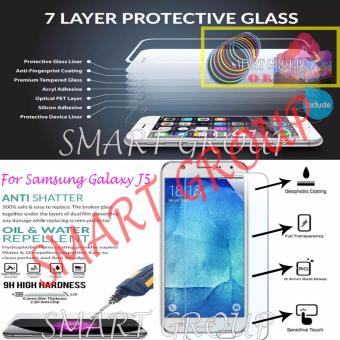 Harga Smart Tempered Glass For Samsung Galaxy J5 with Bundle Picks