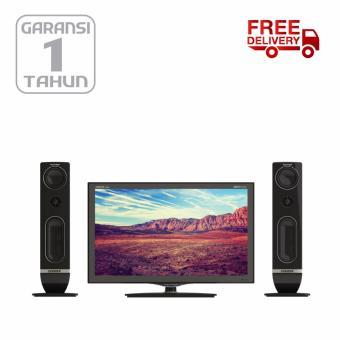 Sebelum membeli Samsung 24H4150 LED TV 24 Khusus JABODETABEK Source · POLYTRON 24 CINEMAX LED TV