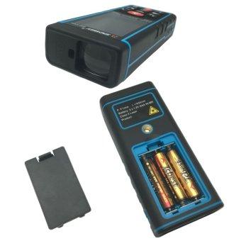 ... SW S100 Handheld Infared Distance Meter with Bubble Level Rangefinder Range Finder Tape measure 0 05