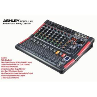 Harga Mixer Ashley LM 8 (8 Channel)