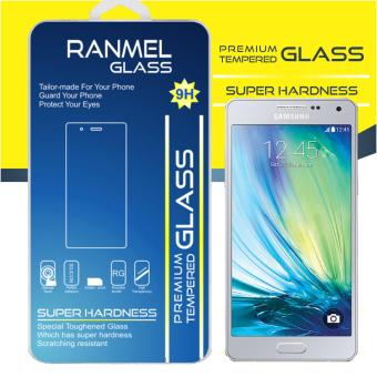 Full Cover Ranmel Tempered Glass For Samsung Galaxy A5 2017 / A520 - Clear