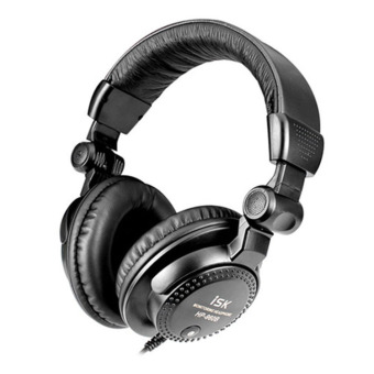 Harga ISK HP-960B Professional Studio Monitor Dynamic Stereo DJ Headphones