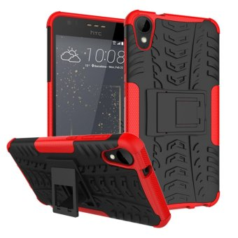 Harga TPU + PC Armor Hybrid Case Cover for HTC Desire 825 / Desire 10 Lifestyle - intl