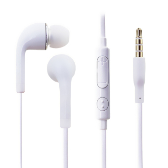 Harga Samsung Handsfree S3/S4 Earphone - Putih
