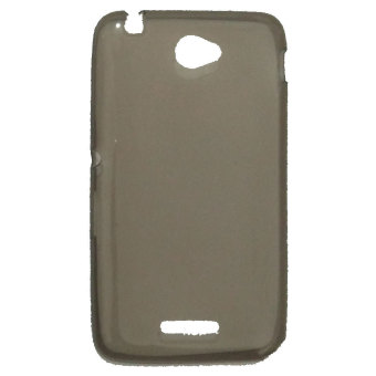 Harga Emco for Sony Xperia E4 Pudding Soft Mercury Jelly Thin Protector Stealth Ozaki Case - Abu-abu