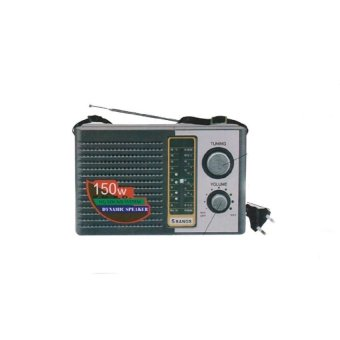 Harga Internasional Radio F-100 FM/AM/SW Portable Radio