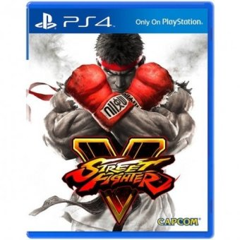 Harga Sony PS4 Street Fighter V Reg 2