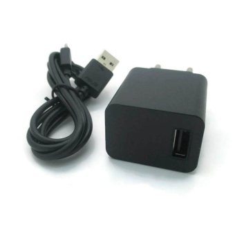 Harga Travel Charger Asus Compatible For All Type Asus- Hitam